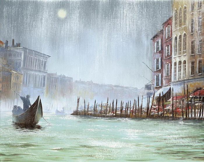 Романтика любви в картинах Jeff Rowland
