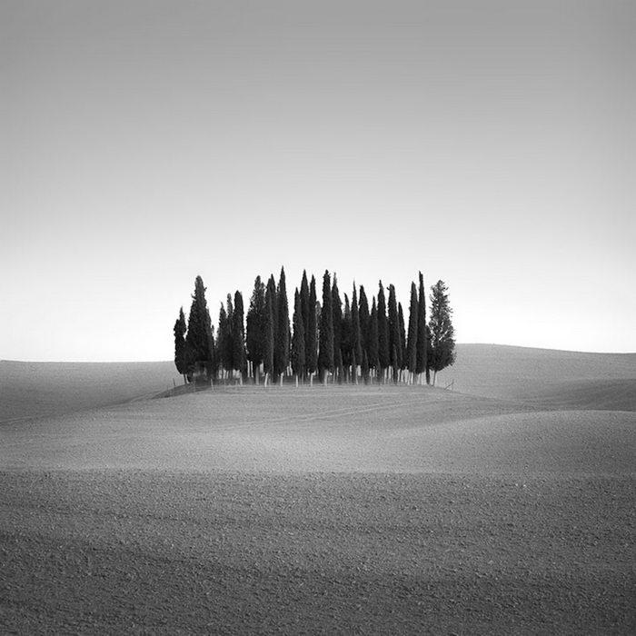 Задумчивая Тоскана в фотографиях Dermot Russell