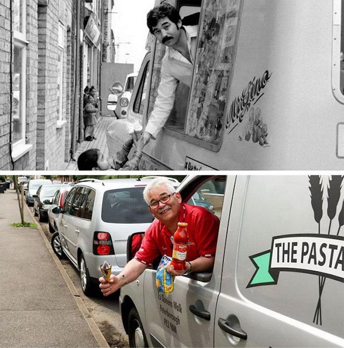 Люди Питерборо 30 лет спустя: фото Chris Porsz