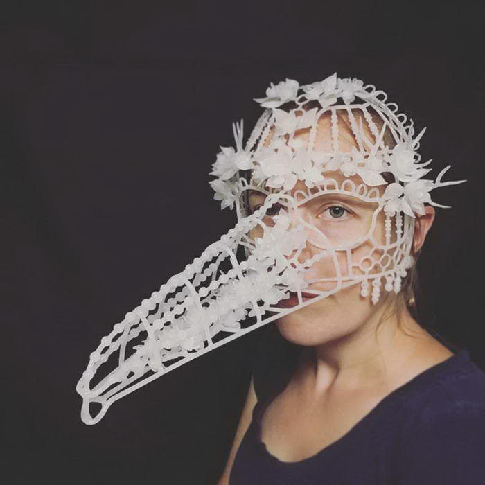 Стеклянные творения Kit Paulson