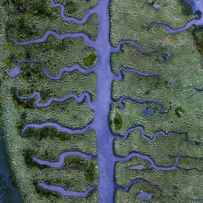 Невероятные аэрофотографии Milan Radisics
