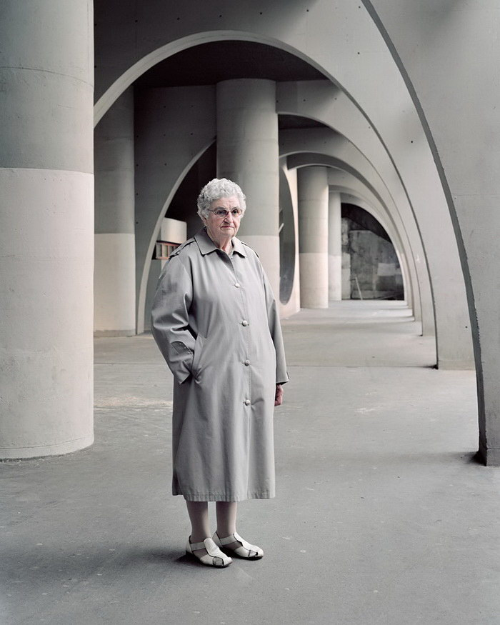 Забытые жилые комплексы Парижа в фотографиях Laurent Kronental