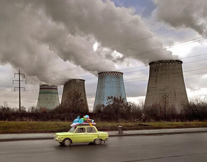Странная Россия в фотографиях Frank Herfort