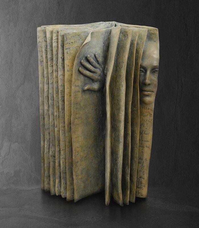 Брутальные скульптуры Paola Grizi