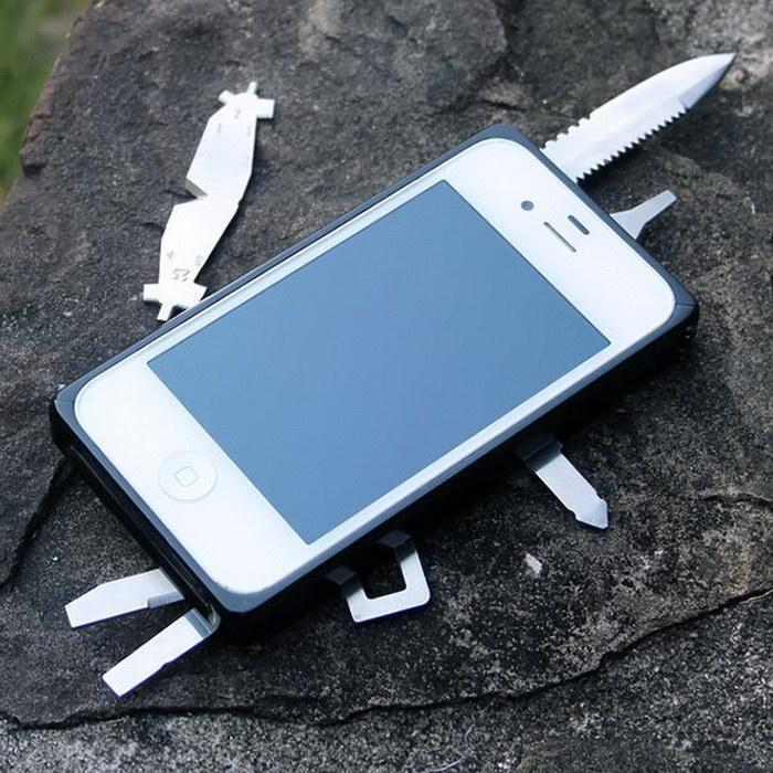 20 самых необычных чехлов для смартфонов