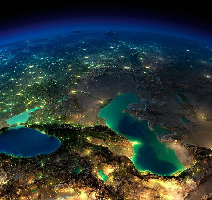 Каспийское море: фото и интересные факты о самом большом озере в мире
