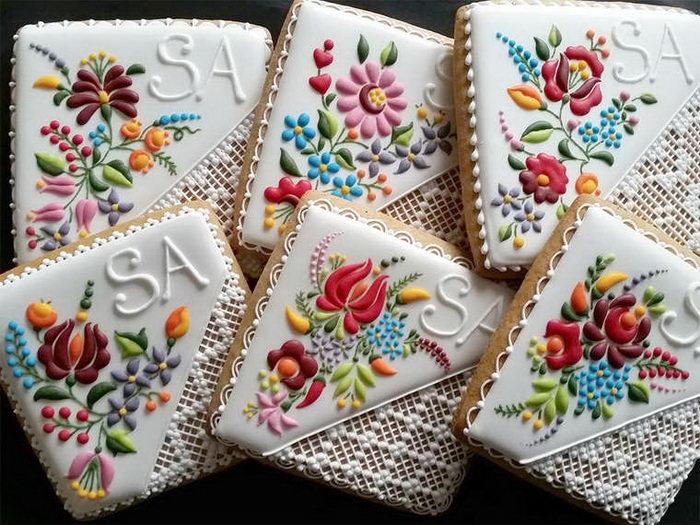 Великолепные печенья Judit Czinkné Poór