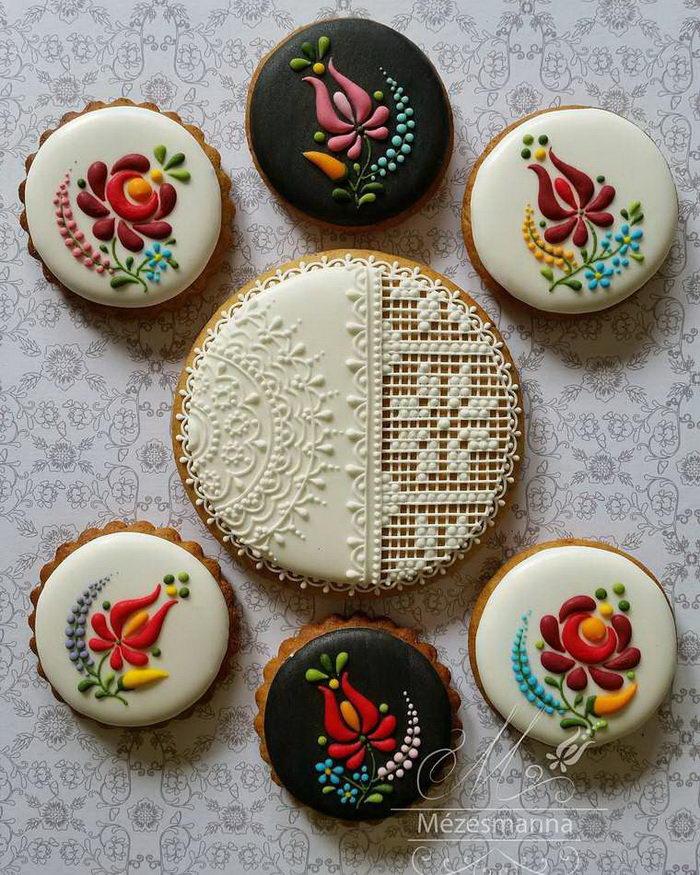 Великолепные печенья Judit Czinkn? Po?r