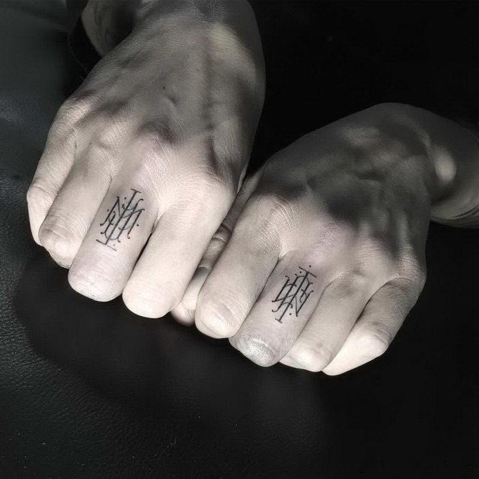 Утонченные татуировки L?o Gavaggio