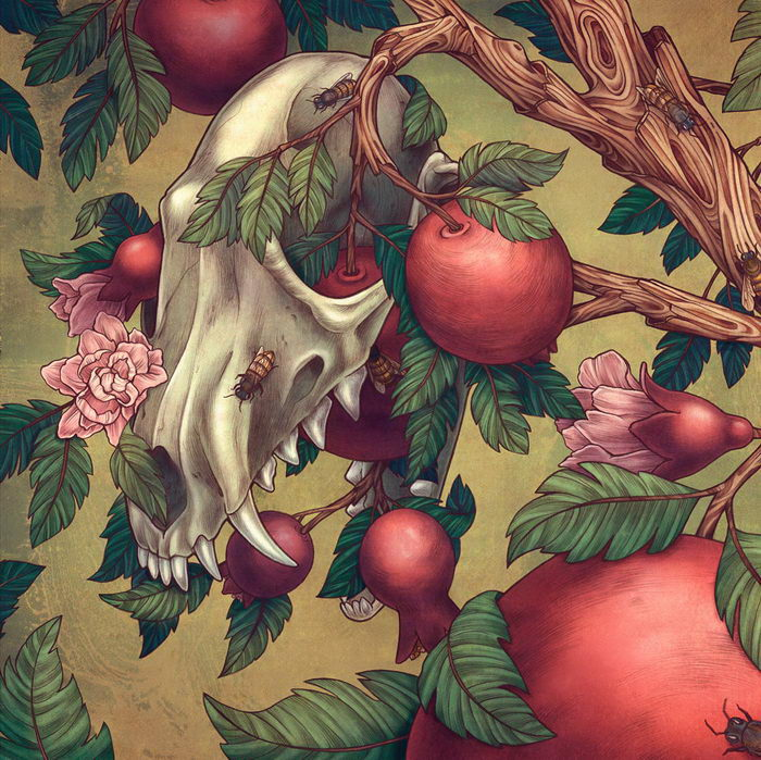Фантазийные иллюстрации Kate O'Hara