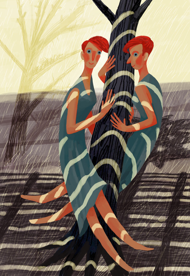 Иллюстрации Nata Metlukh