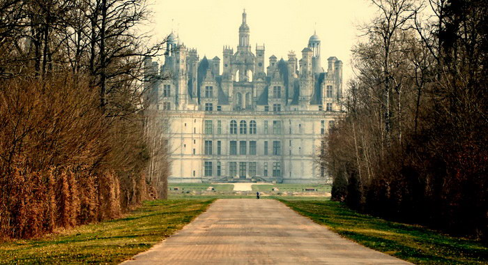 Замок Шамбор: фото и интересные факты о красивейшем дворце Франции
