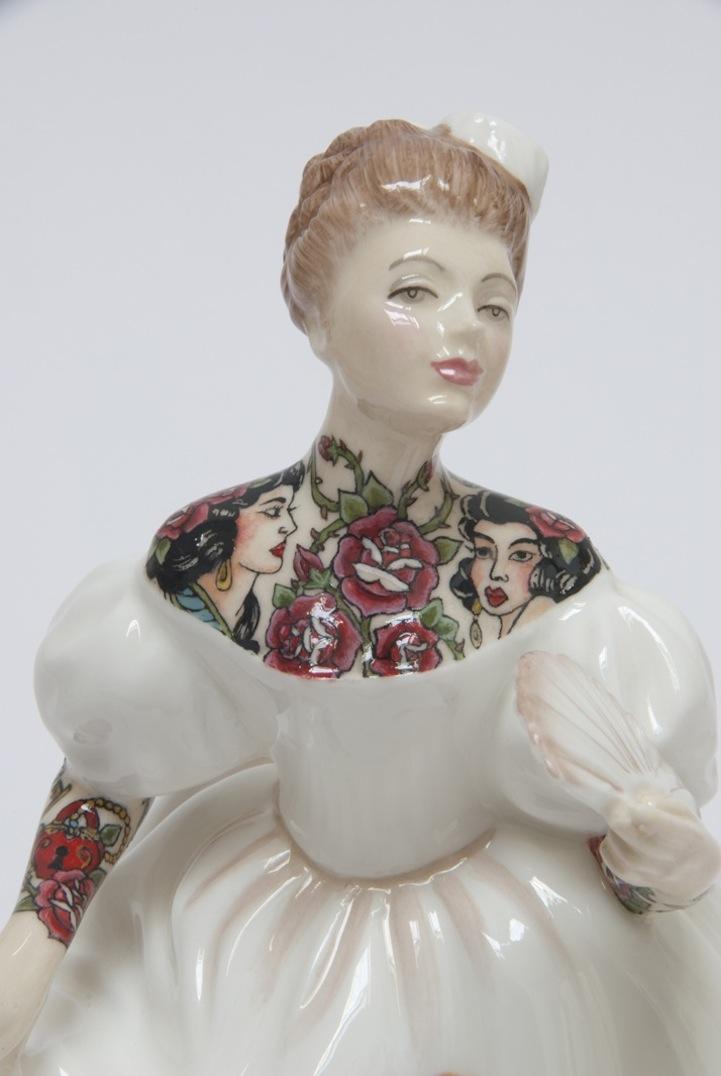 Фарфоровые куколки