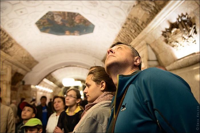 Московский метрополитен: интересные места и необычные факты