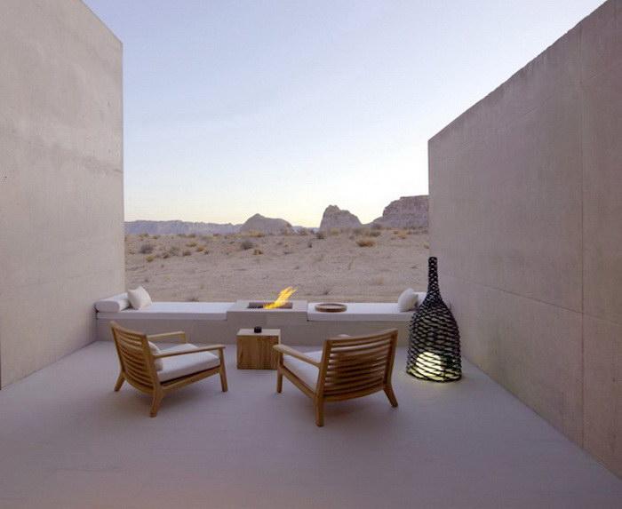 Невероятный SPA-центр в центре пустыни