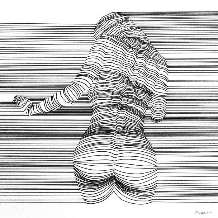 Линии чувственности: иллюстрации Nester Formentera