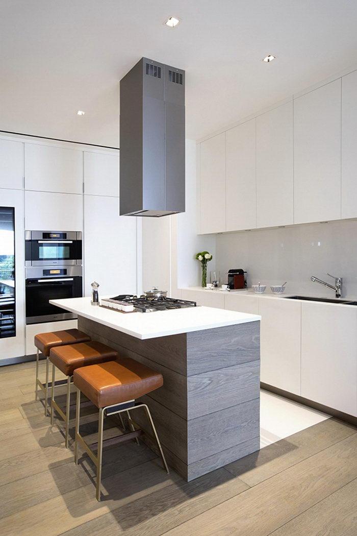 Стильная квартира в центре Нью-Йорка