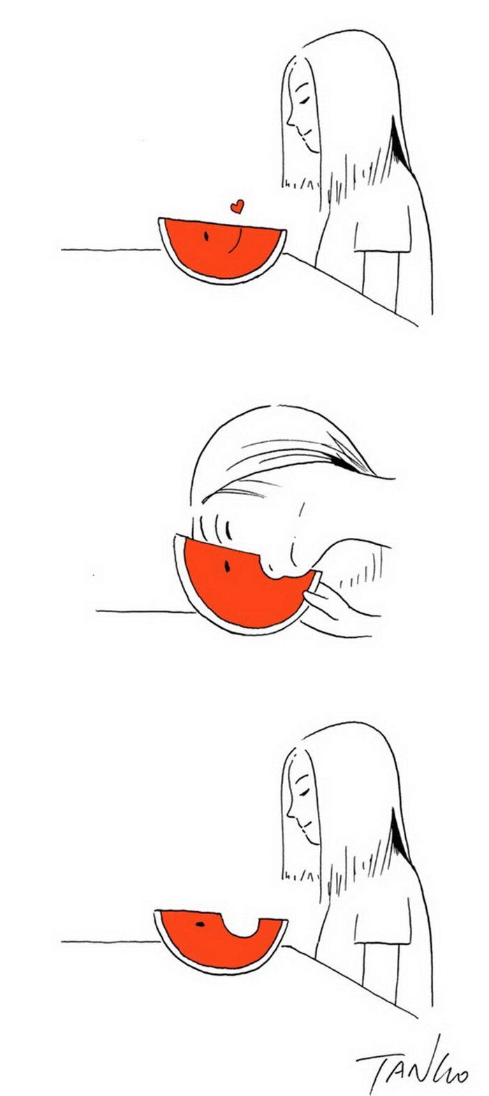 20 остроумных комиксов Shanghai Tango