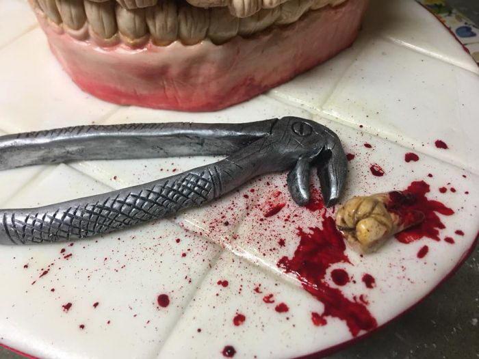 Очень страшные десерты Andrew Fuller