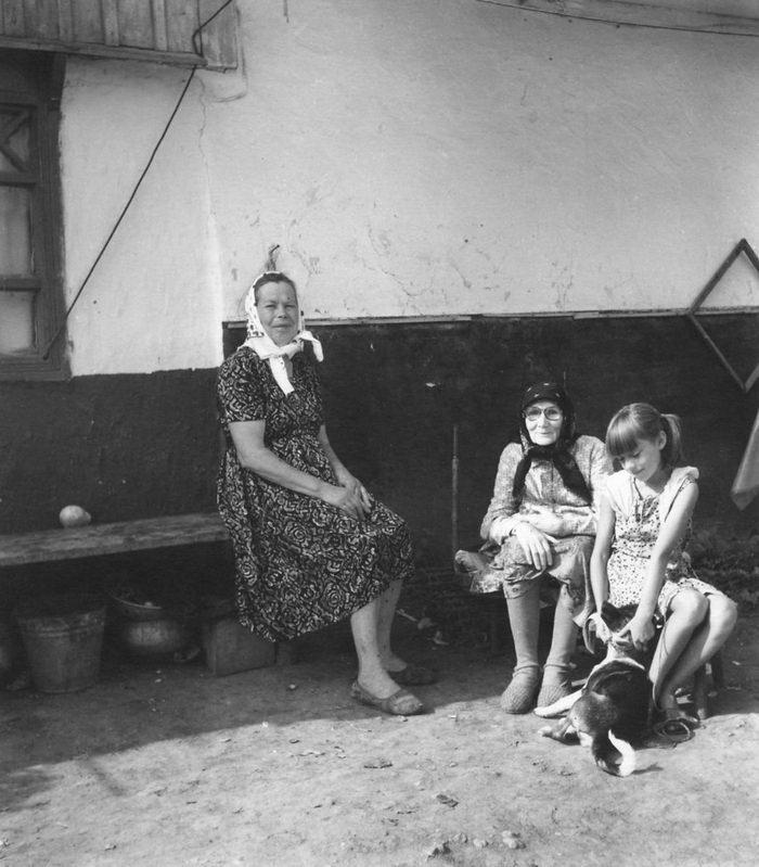 Киев во времена перестройки в фотографиях Александра Ранчукова