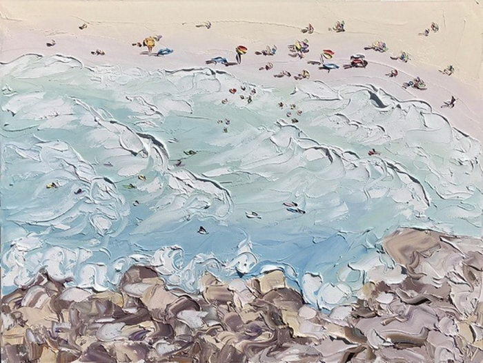 Австралийское море на картинах Sally West