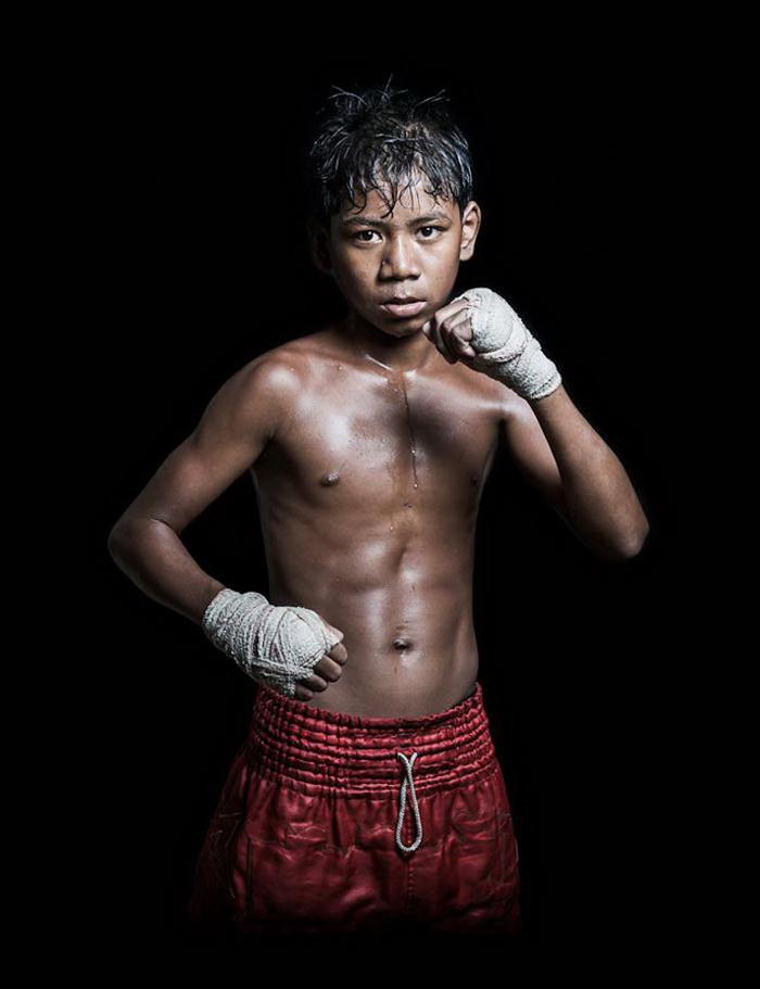 Кхмерские боксеры