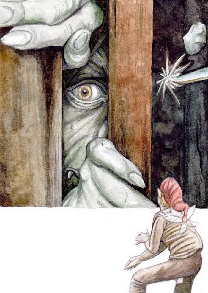 Сказочные картины Peter Xavier Price