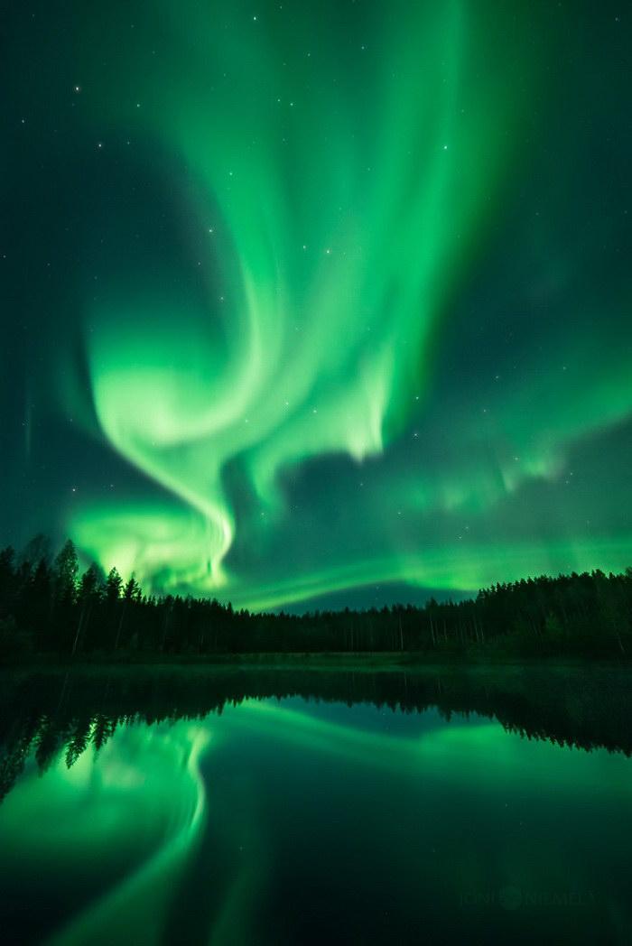 Бесконечное красивое небо в фотографиях Joni Niemelä