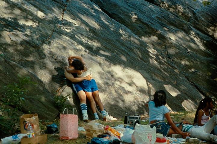 Нью-Йорк 1980 года в фотографиях Frank Horvat
