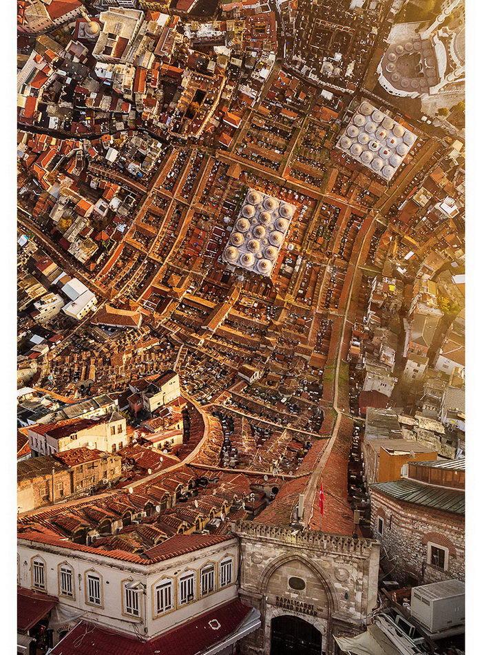 Панорамы Стамбула Ayd?n B?y?kta?
