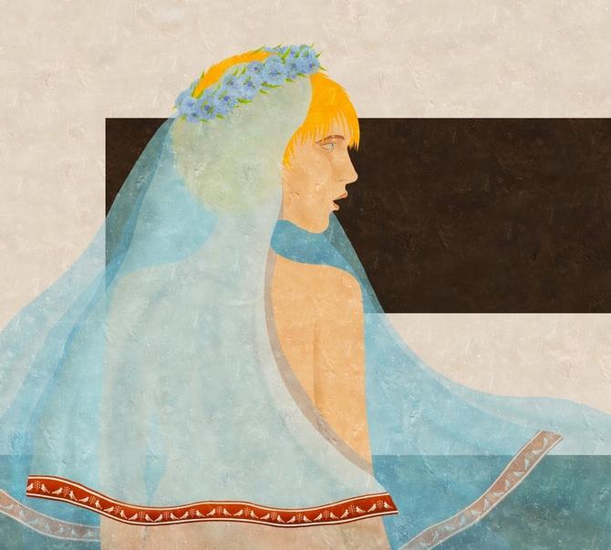 Иллюстрации Олега Гирель