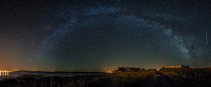 Звездное небо в фотографиях Jo?o P. Santos