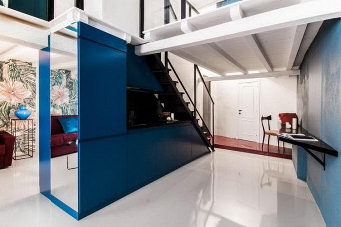 Стильная квартира в Кальяри
