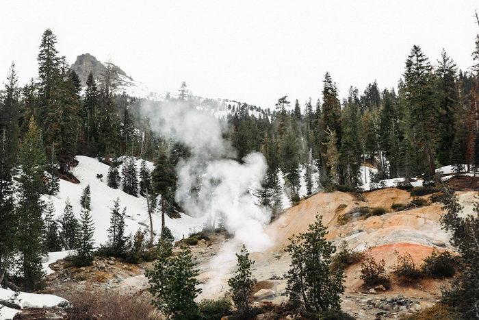 Национальные парки Калифорнии в фотографиях Finn Beales