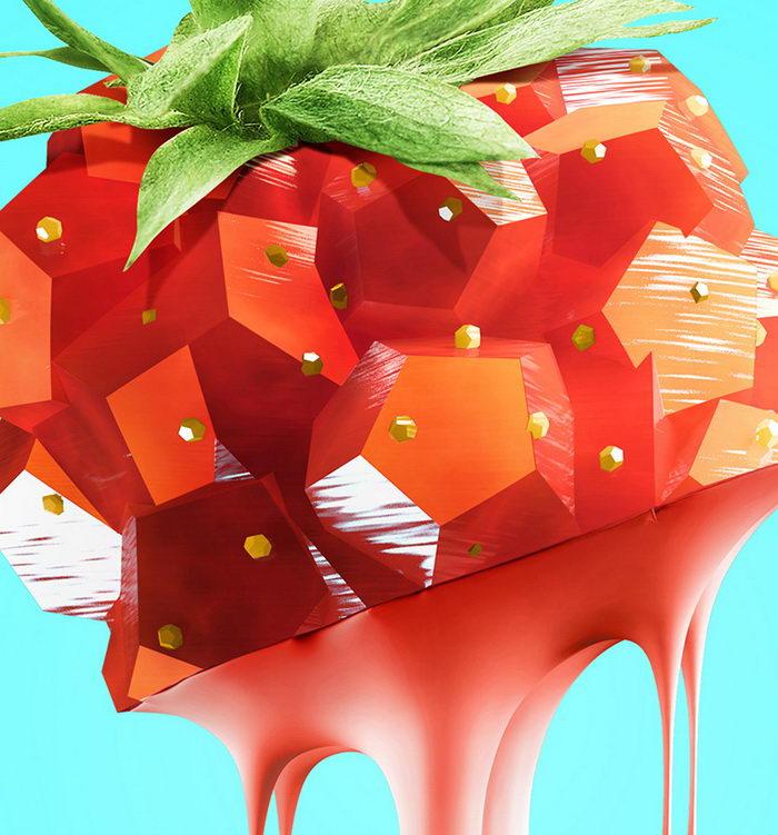 Сочные картины Gonzalo Ausejo