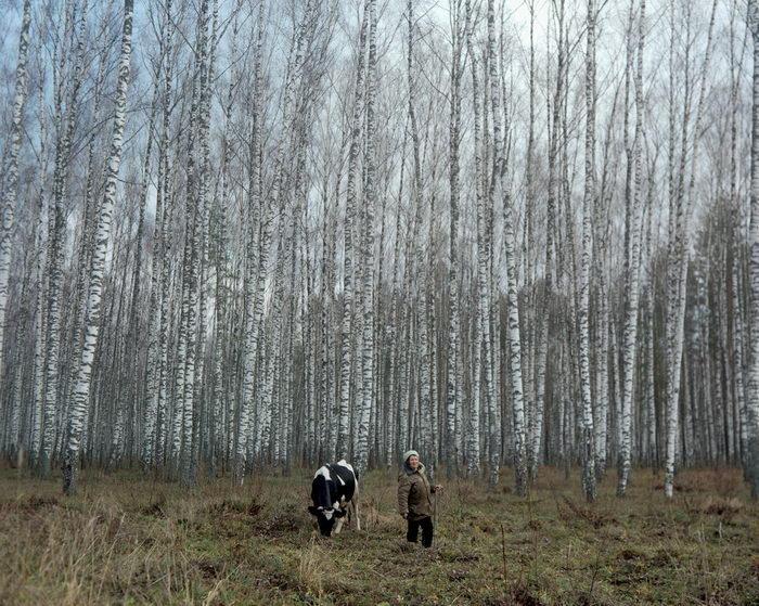 Жители республики Марий-Эл в снимках Ikuru Kuwajima
