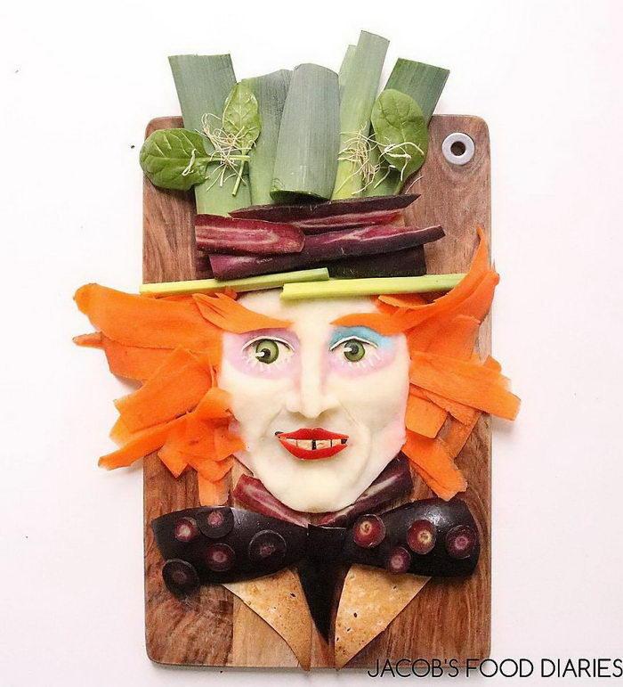 Невероятные кулинарные творения Laleh Mohmedi