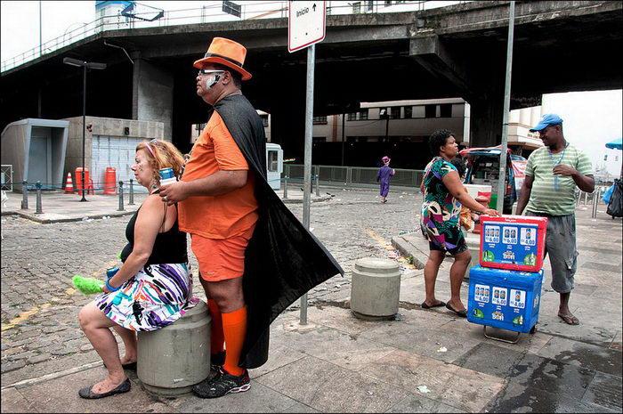 Рио де Жанейро и другие города мира в снимках Marcelo Argolo