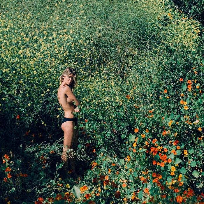 Красота девушек в фотографиях Larsen Sotelo