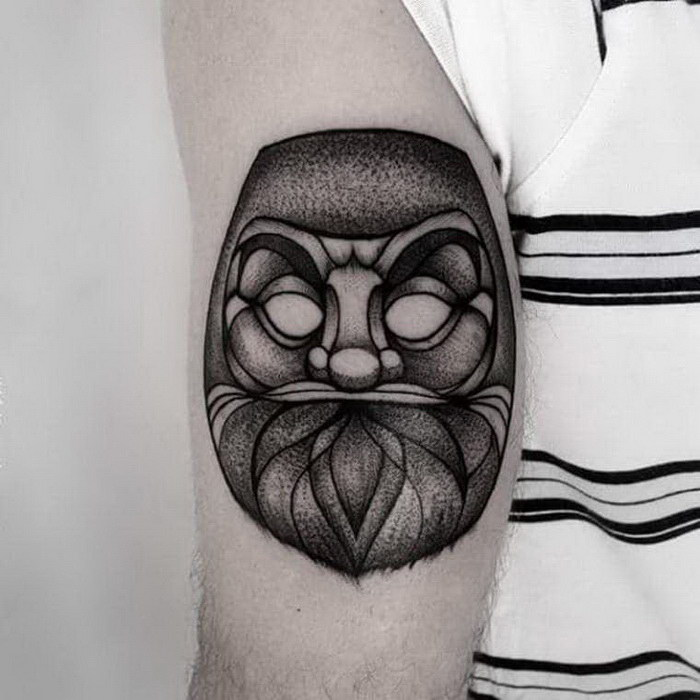 Талантливые татуировки мастера Luciano Del Fabro