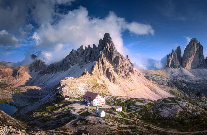 Невероятные пейзажи национальных парков Martin Hipydeus