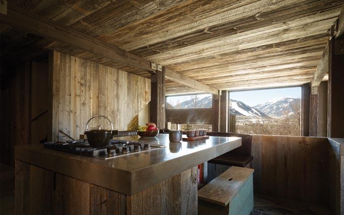 Домик в горах Колорадо