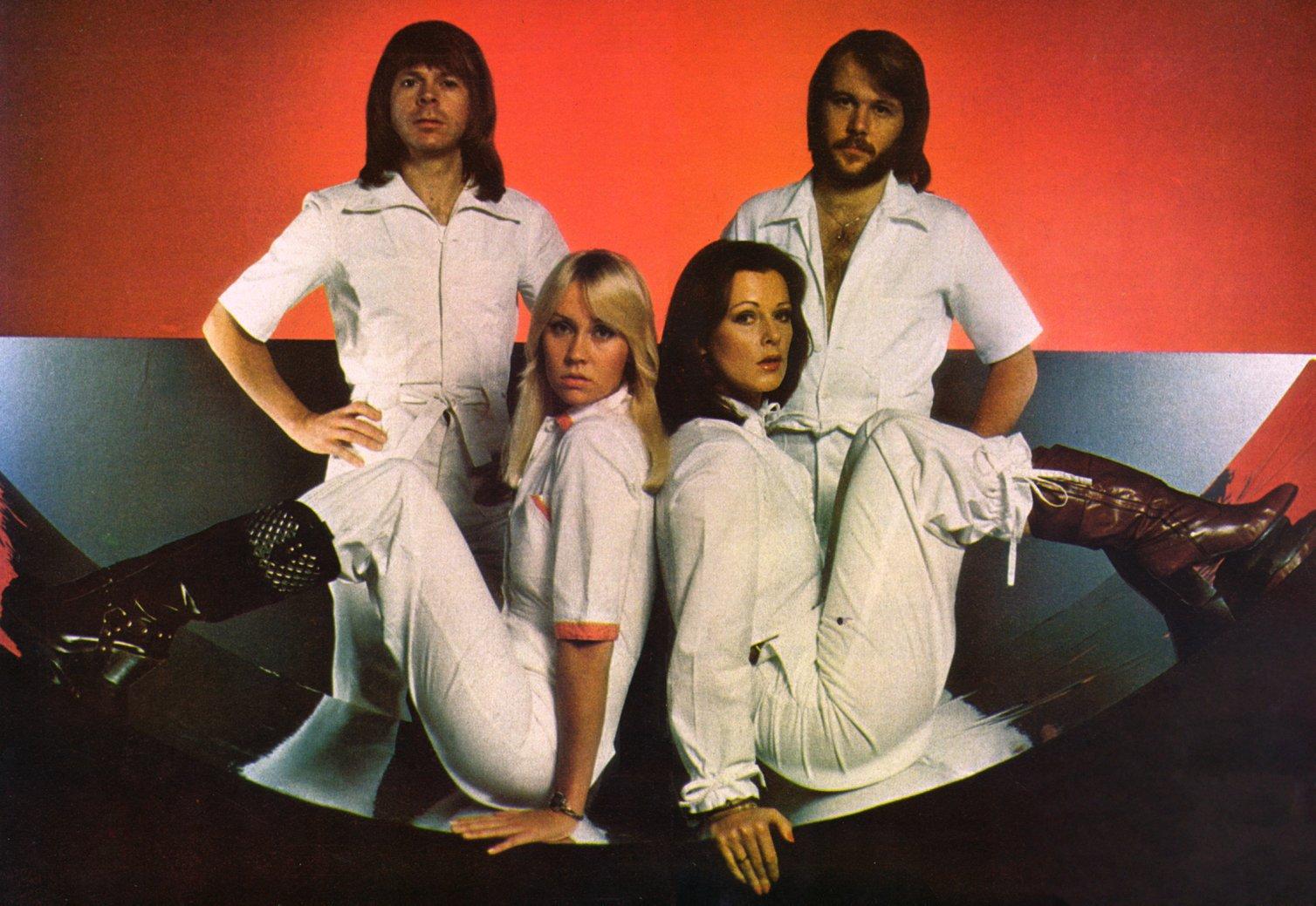 Фото ABBA и история успеха шведского квартета