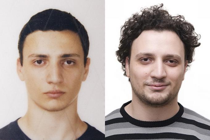 Фотография в паспорте и реальность