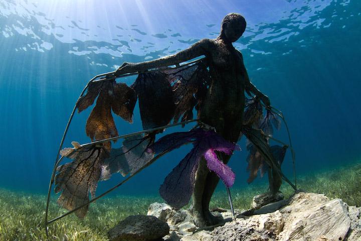 Подводный парк скульптур Jason deCaires Taylor