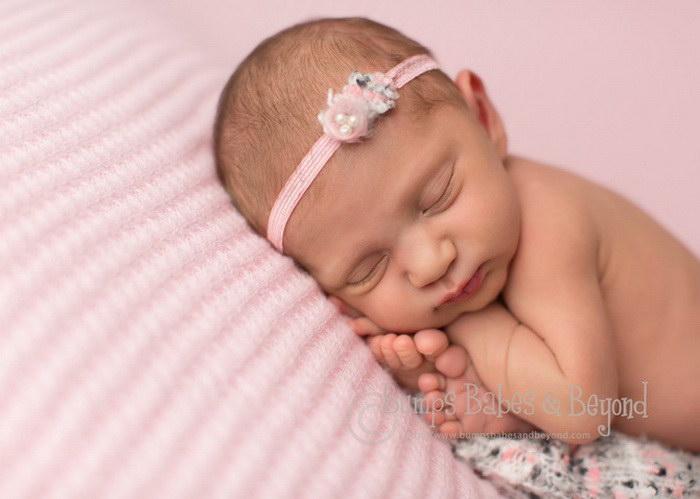 Новорожденные дети: фото Sandi Ford