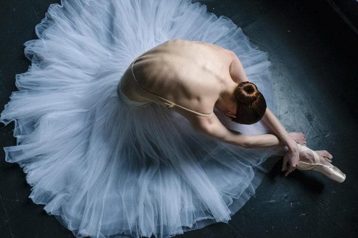 Взгляд на балет изнутри: фото Darian Volkova