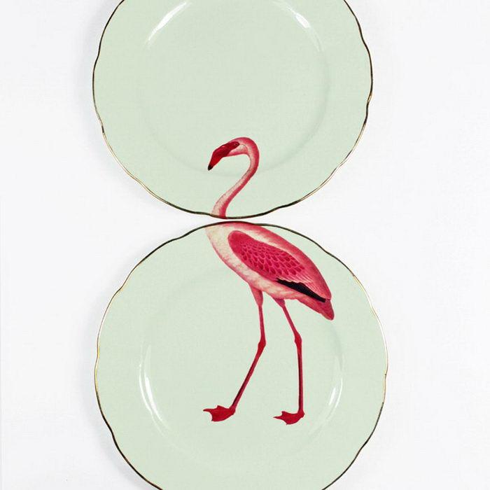 Удивительные тарелочки Yvonne Ellen