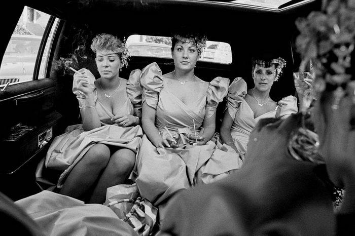 Водитель лимузина: снимки пассажиров Kathy Shorr