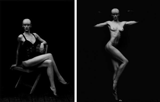 Фотосессия женского тела #1